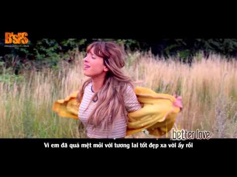 [Lyrics+Vietsub] Foxes - Better Love