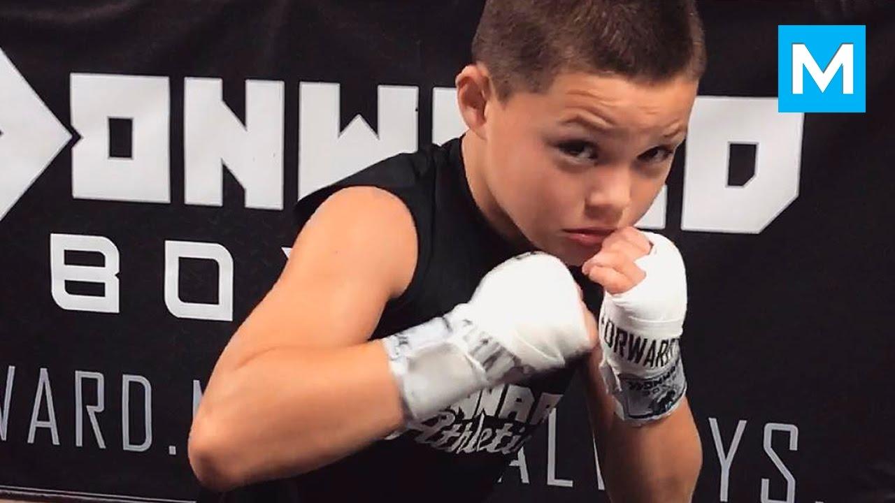 Baby Mike Tyson - Javon Walton | Muscle Madness
