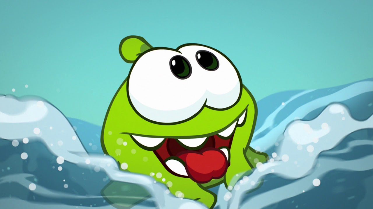 Om Nom Stories - Cut The Rope - Time Travel - Episode 14 - Funny cartoons