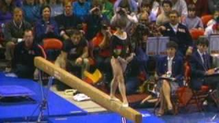 Mary Lou Retton - Balance Beam - 1984 McDonald's American Cup