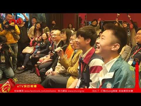 一刀未剪台北市長柯文哲與高中生上課討論通貨膨脹