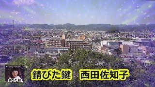 錆びた鍵・宴・西田佐知子.