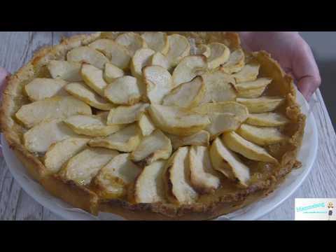 • Manmelang • : Tarte aux pommes facile 100% maison