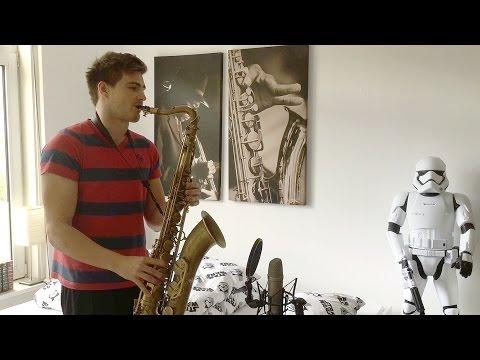 Drake - Passionfruit [Saxophone Cover]