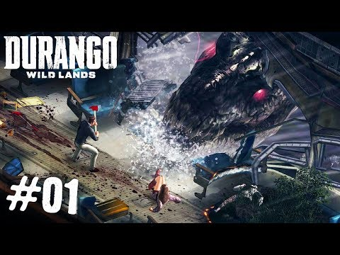 DURANGO IS FINALLY HERE! Dinosaur Mobile Game | Durango: Wild Lands (Part 1 - Intro & Basics)