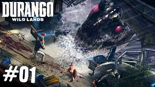 DURANGO IS FINALLY HERE! Dinosaur Mobile Game | Durango: Wild Lands (Part 1 - Intro \u0026 Basics)