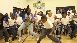 Impact Charter School Leap Pep Rally 2019 (Highlight)