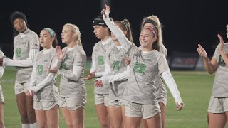 North Texas Soccer: Conference Tournament Highlights vs Rice