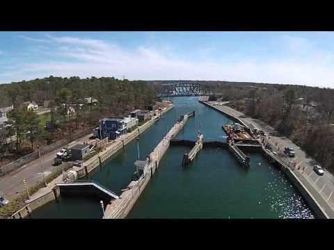 Shinecock Canal Hampton Bays New York