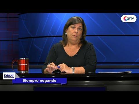 Siempre negando - SIN GUION con Rosa María Palacios