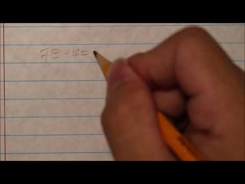 Download Youtube: Taylor Swift End Game chorus played by a pencil + math equation