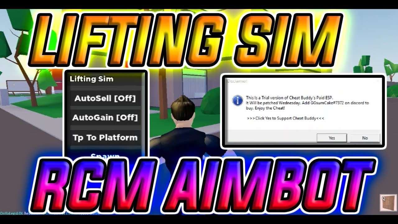 Patched New Roblox Rcm Exploit Free Aimbot And Esp Trail Free