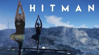 HITMAN: The Yoga Yuppie