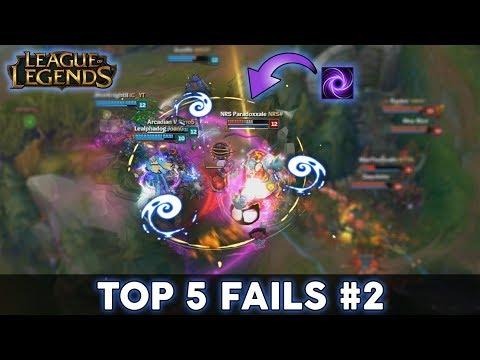 League of Legends Top 5 Fails Week 2