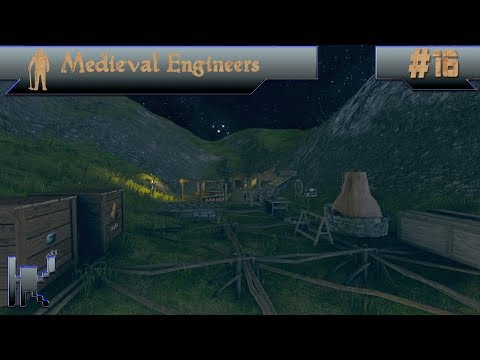 Let's Play Medieval Engineers - Episode 16: Finally Got Our Stuff Up Hill & Some Real Talk