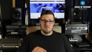 Step by Step Method for Setting up proper Gain Structure - Church Tech Tip Tuesday