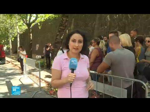 سكان الأحياء المجاورة لجسر جنوى يشعرون بالحزن والإحباط بسبب إجلائهم من بيوتهم  - نشر قبل 1 ساعة