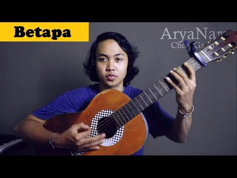 Chord Gampang (Betapa - Sheila On 7) by Arya Nara (Tutorial Gitar)