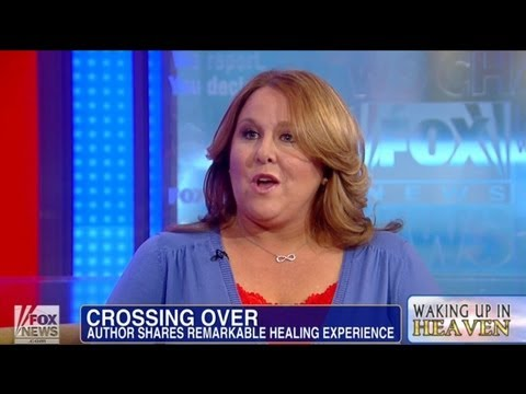 Fox Guest Claims She Smelled God During Near-Death Experience