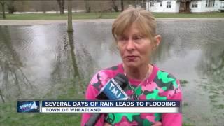 Flood warnings issues for Kenosha and Racine Counties