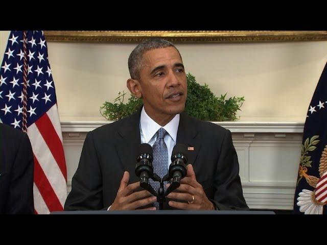 Obama presents plan to close Guantanamo prison