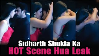 Sidharth Shukla winner of Big Boss-13 lip lock | French Kiss with hot Sonia Rathee