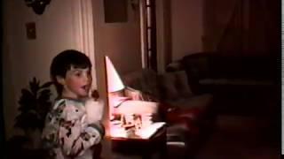 1993 Christmas Stocking Tradition