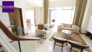 EXCLUSIVE DUPLEX PENTHOUSE - THE ADDRESS DUBAI MALL