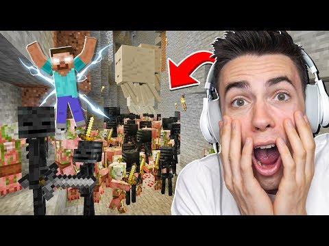 ODKRYLIŚMY ARMIĘ HEROBRINE W Minecraft!