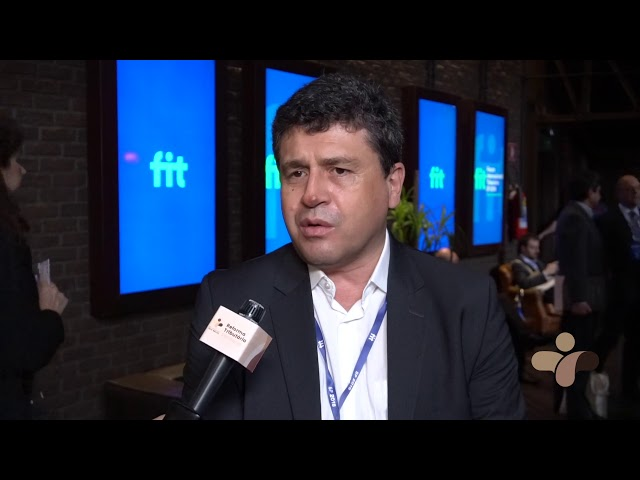 FIT 2018 | Cássio Vieira  - Diretor Sindaf