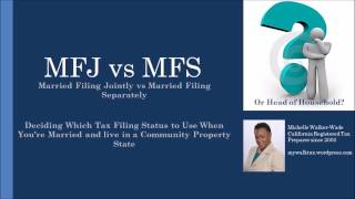 Turbotax compare filing jointly or separately