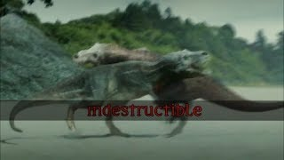 Tyrannosaurus Rex Tribute - Indestructible