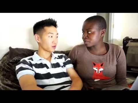 Asian Men Black Women    Married with Children   01