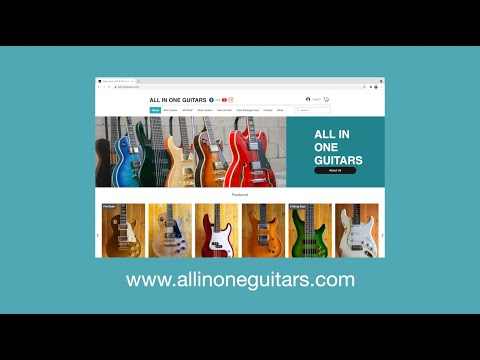 Benefits of Purchasing Guitars Through the AIO Website