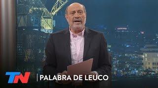 """La columna de Alfredo Leuco: """"Crtistina ataca a Alberto""""   PALARBA DE LEUCO"""
