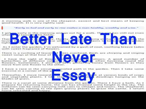 Be quick to hear and slow to speak essay