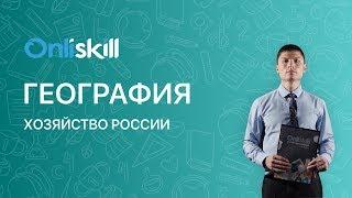 География 8 класс : Хозяйство России