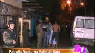 TVC TN5 Matutino  - Asesinan a tres personas en el Valle de Sula entre ellas una niña de cinco años