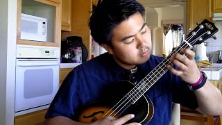 Cal Songs: The Golden Bear (Ukulele Cover)