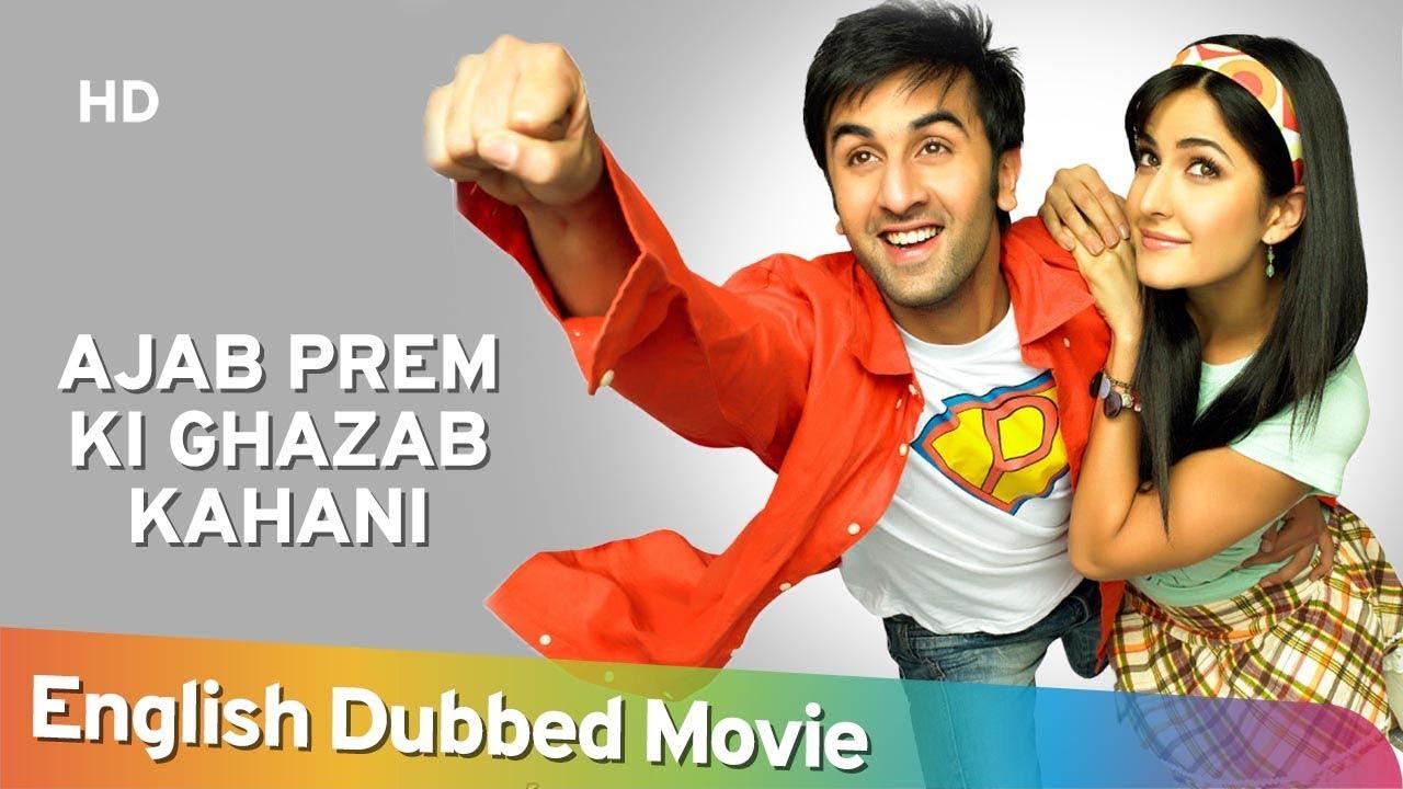 Ajab Prem Ki Ghazab Kahani [2009] HD Full Movie English Dubbed - Ranbir Kapoor - Katrina Kaif