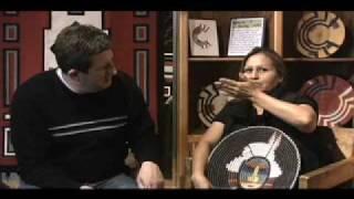 Navajo Ancestor Basket by Elsie Holiday