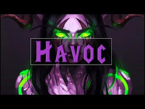 BFA - Havoc Demon Hunter | Full DPS Guide 8.1 [Basics PvE]