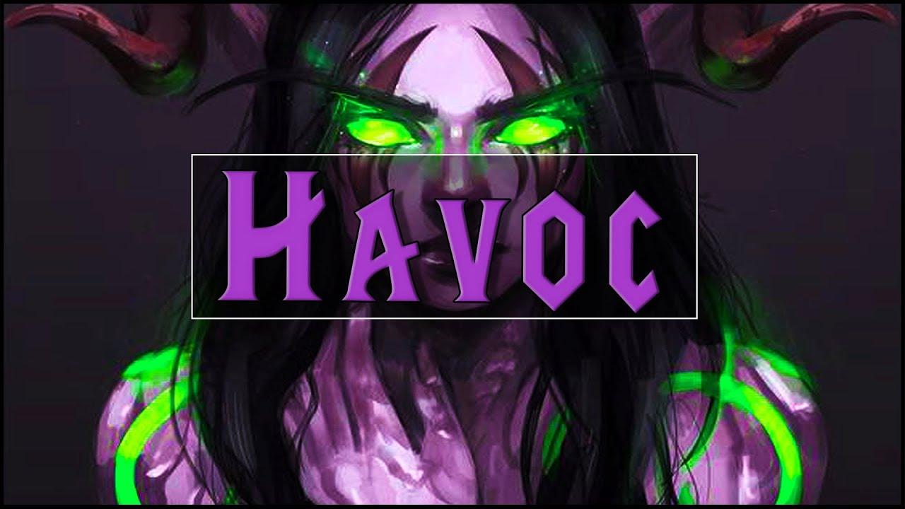 BFA - Havoc Demon Hunter | Full DPS Guide 8 1 [Basics PvE]