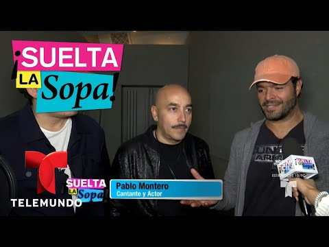 Lupillo Rivera, Juan M. Figueroa y Pablo Montero se unen para interpretar tema | Suelta La Sopa