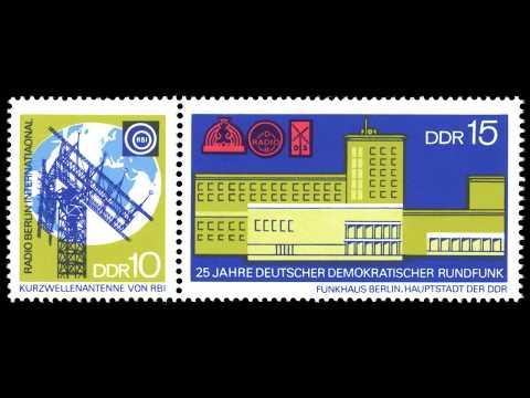Nachrichten vom Rundfunk der DDR (1985)