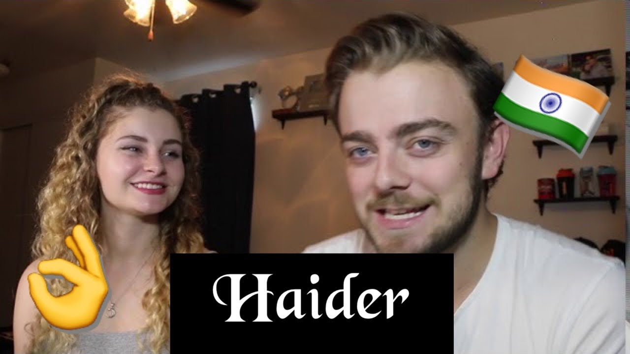 Download Haider Official Trailer 1 (2014) - Drama Movie HD Reaction!