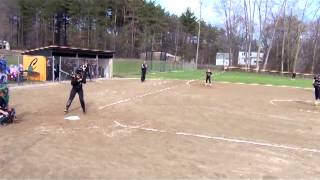 CCHS softball vs. musk cath central Thumbnail