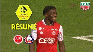 Stade de Reims - LOSC ( 2-0 ) - Résumé - (REIMS - LOSC) / 2019-20