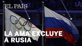 La AMA excluye a RUSIA de las competiciones mundiales