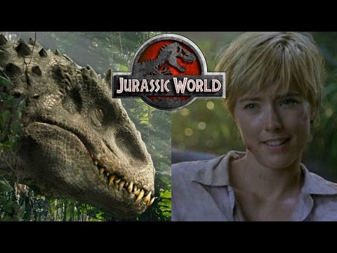 Download Youtube: Amanda Kirby Created the Indominus Rex - Jurassic World Theory